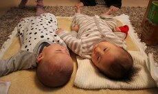 Lugar de bebê é no chão