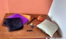 Aprenda a fazer uma saia de tule para o Dia das Bruxas