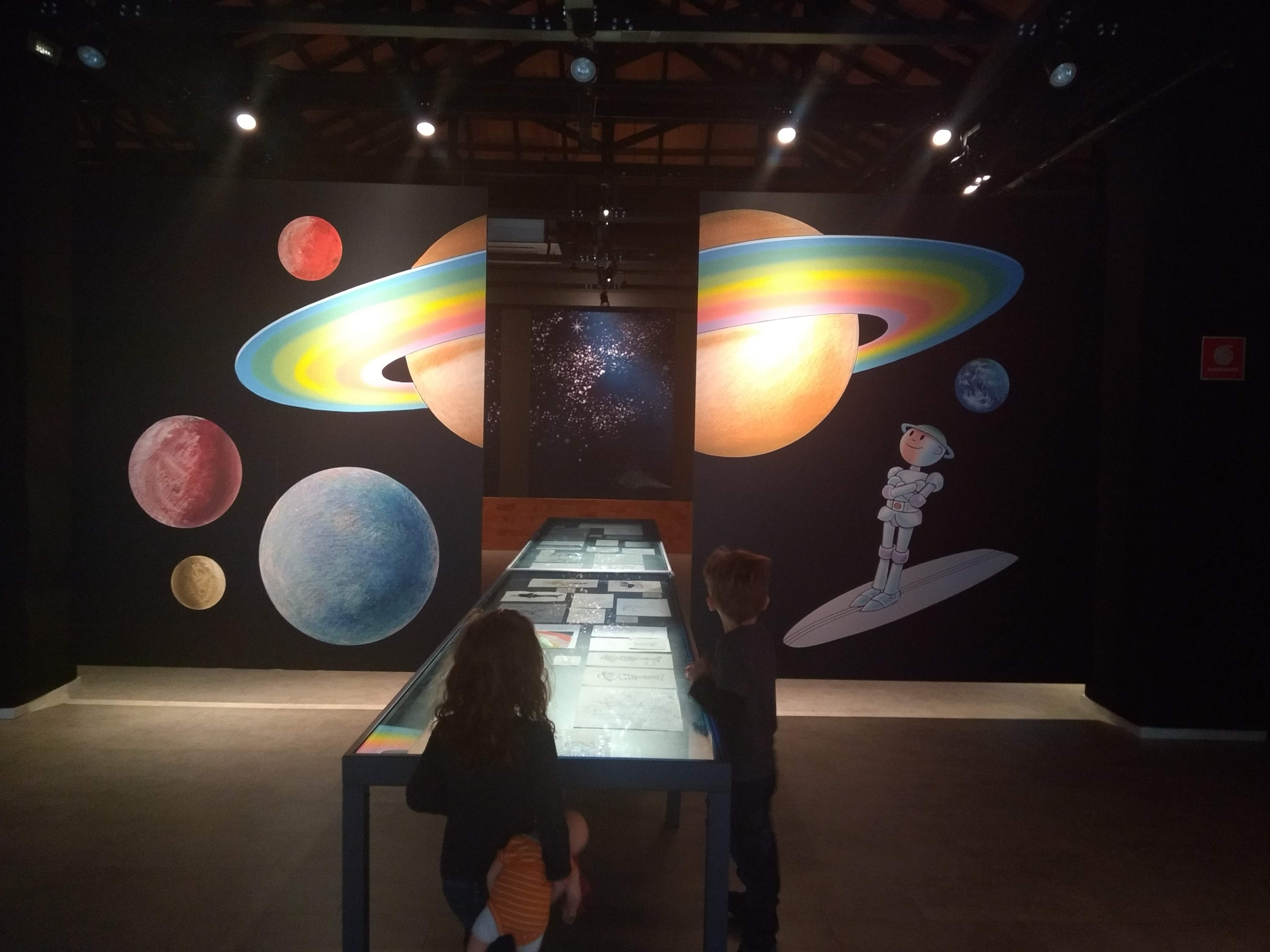 Os planetas de Ziraldo