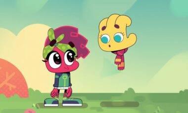 """Animação brasileira """"Ico Bit Zip"""" estreia nesta segunda (9) no canal Nat Geo Kids"""