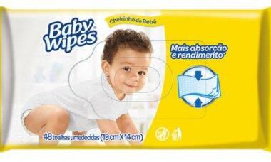 Kimberly-Clark convoca recall de lenços umedecidos por contaminação por bactérias