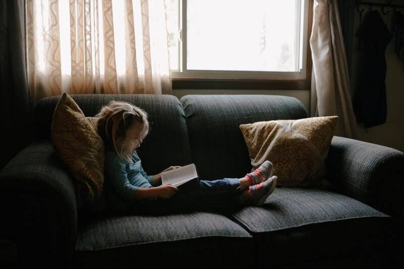 leitura infantil na quarentena