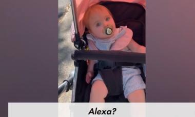Emily pensa que se chama Alexa