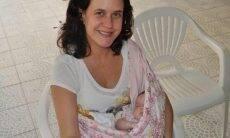 Flavia Giacinto retirou 50 miomas para engravidar