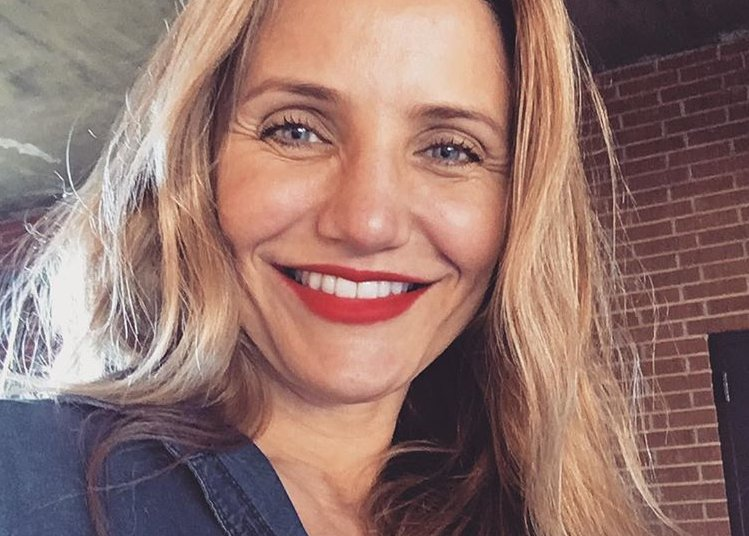 """Cameron Diaz afirma que passar a quarentena com a filha tem sido um """"paraíso"""""""