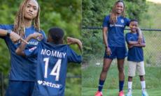 Atletas mães enfrentam desafio de trabalhar e cuidar dos filhos durante a pandemia