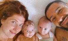 Casal engravida de gêmeos após 32 tentativas