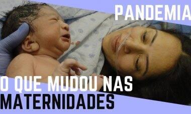 dar à luz pandemia coronavírus