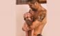 Bruno Gagliasso e Zyan. Dicas de como dar banho no bebê com segurança