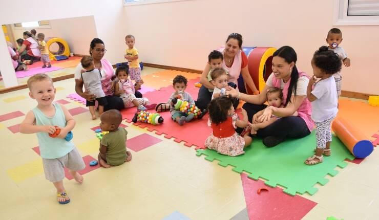 Rede municipal de ensino infantil em São Paulo tem aumento de pedidos de matrícula na pandemia