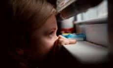 Crianças pequenas sentem efeitos do isolamento social