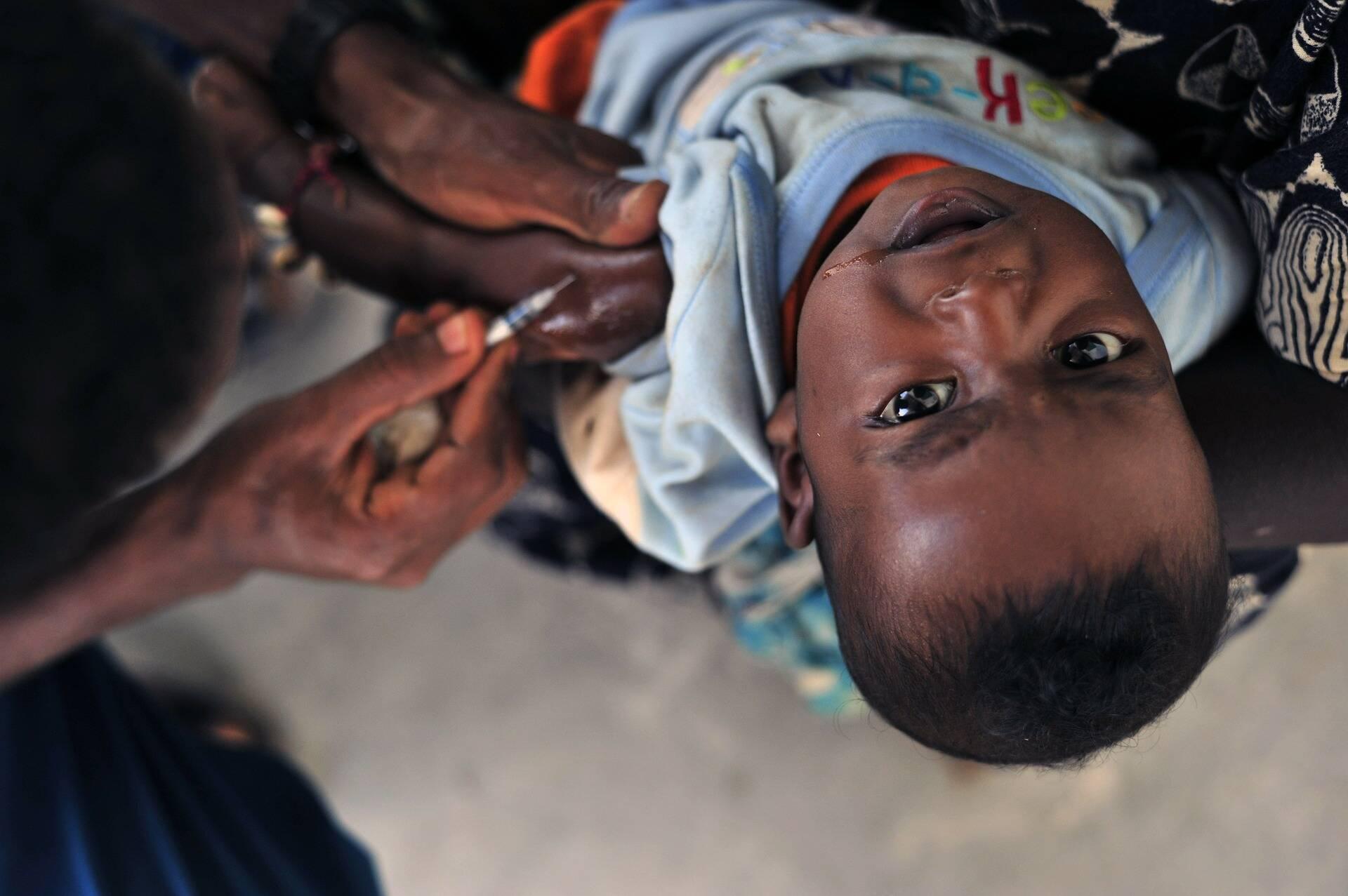 Durante a pandemia, cerca de 1 milhão de crianças não foram vacinadas