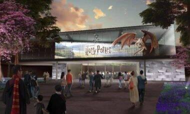 Novo parque temático em Tóquio revelará bastidores dos filmes de Harry Potter