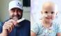 """Após morte do filho, pai desenvolve """"band-aid"""" que monitora temperatura de crianças com câncer"""