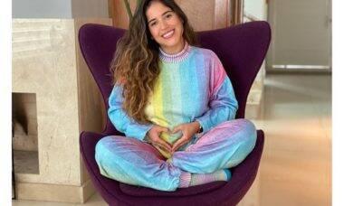Camila Camargo conta que engravidou depois de parar de tomar contraceptivo para tratar endometriose