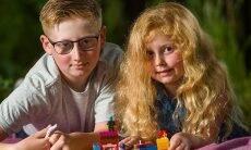 Menino salva irmã com técnica aprendida em aula de primeiros socorros
