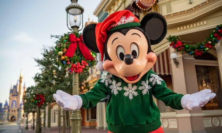 Disney cancela eventos de Natal por conta da pandemia de coronavírus