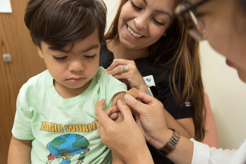 vacinas infantis