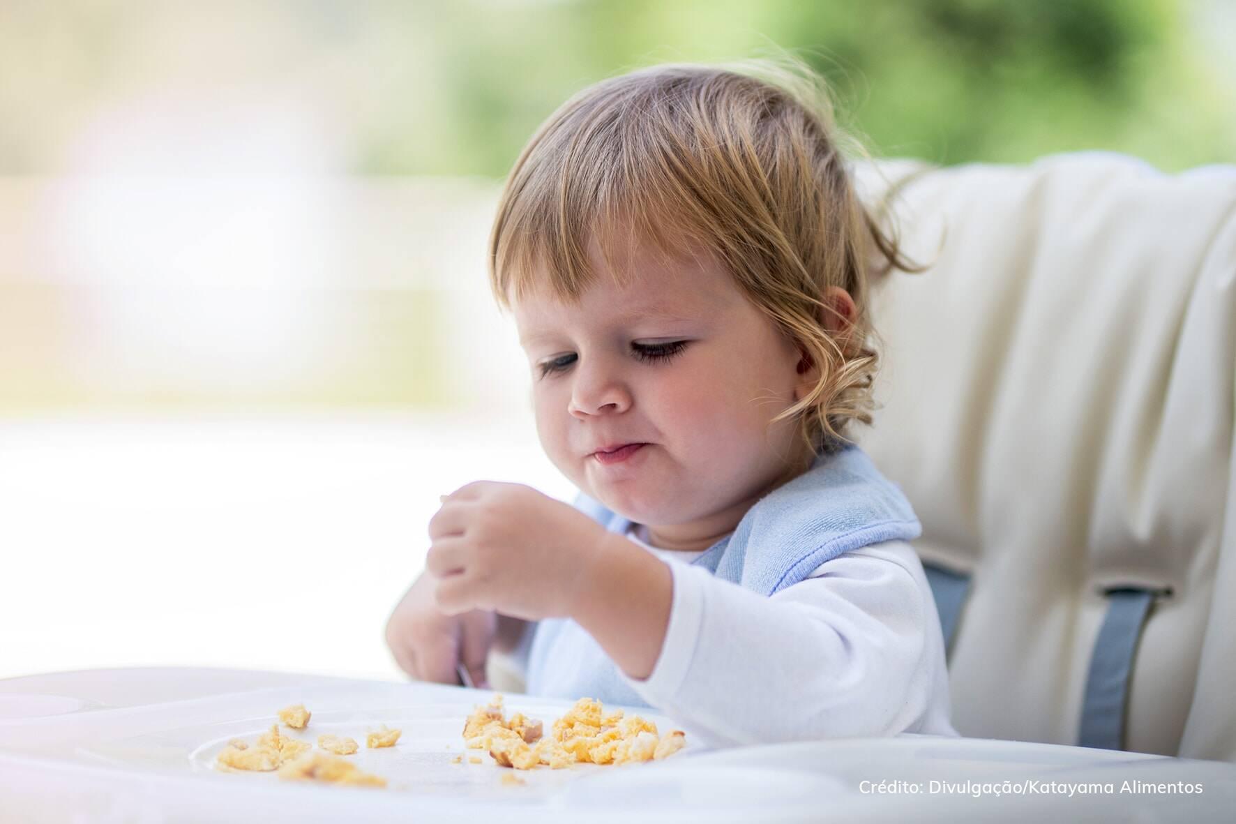 Quando e como oferecer ovo ao bebê?